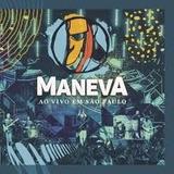 Maneva Ao Vivo Em Sao Paulo [cd Original Lacrado]
